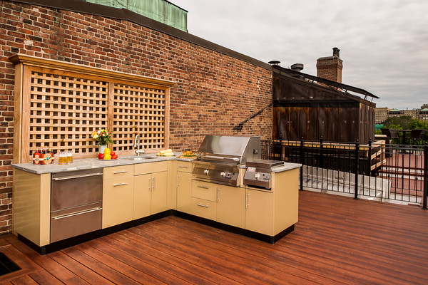 Sudbury Kitchen & Bath - Boston Rooftop