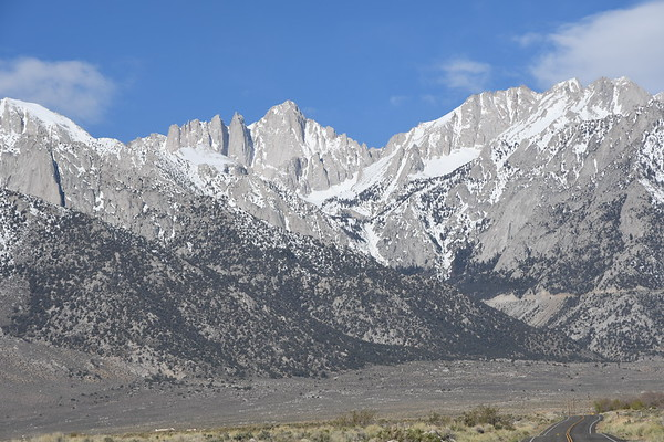 Mt. Whitney April 6-8, 2019