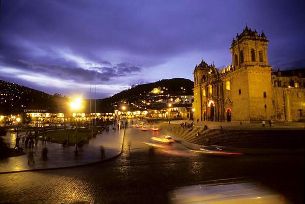 Colombia Ecuador Peru