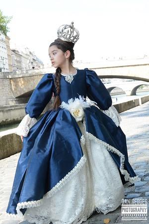 Love Baby J in Paris - Dani Geddes