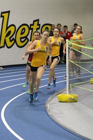 2019-02-01 Cedarville Collegiate Indoor Invite - Women