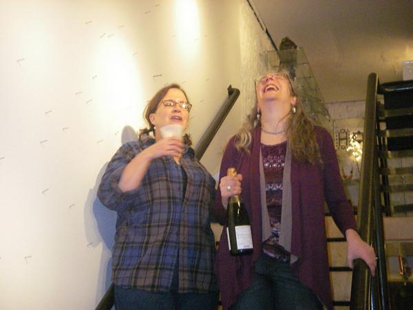 Dec. 2010 Party at BHG