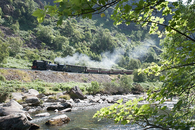 2011 Welsh HIghland Railway