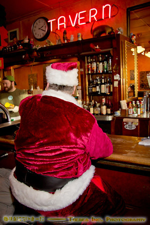 Santarchy Pub Crawl