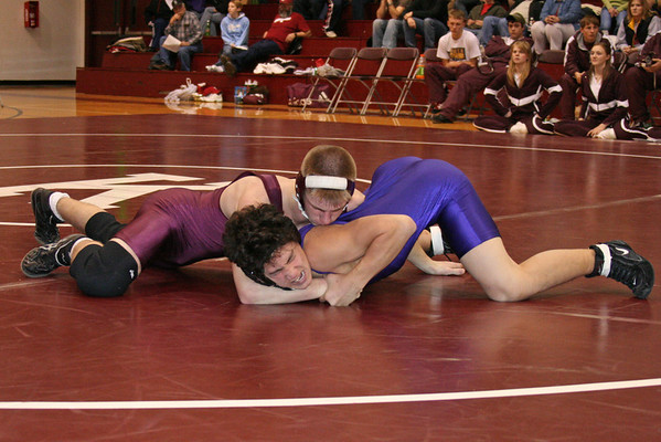 2005-12-12 IHS Wrestling at Kittitas