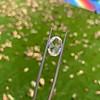 2.32ct Flat Oval Shape Diamond GIA J SI1 6