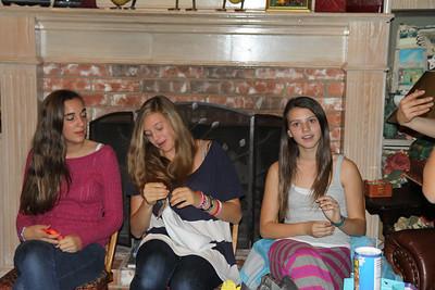Francesca Birthday 2011 (11/13/2011)