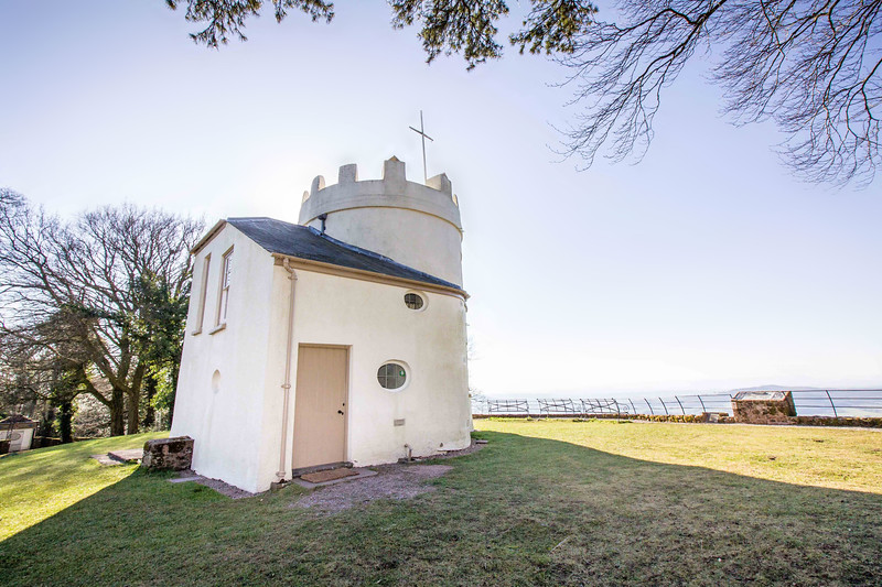 The Kymin Round House & Naval Temple at Monmouth 24