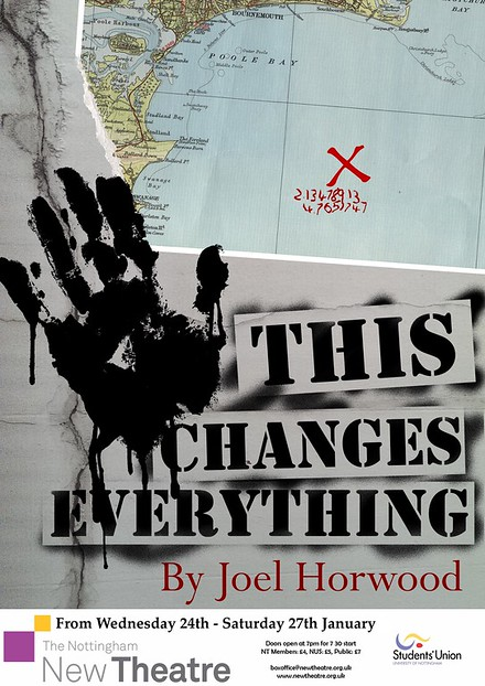 This Changes Everything poster