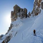 Hohe Ifen ski tour, Kleinwalsertal 2013-02-26