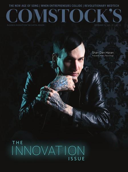 Shan Dan Horan - Comstock's Magazine