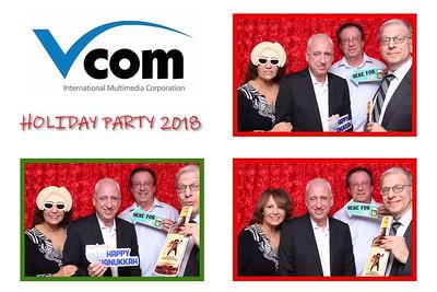 VCom Holiday 2018