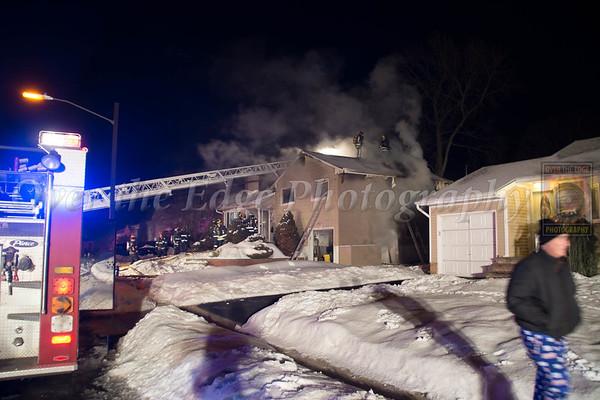 Plainview House Fire 02/23/2015