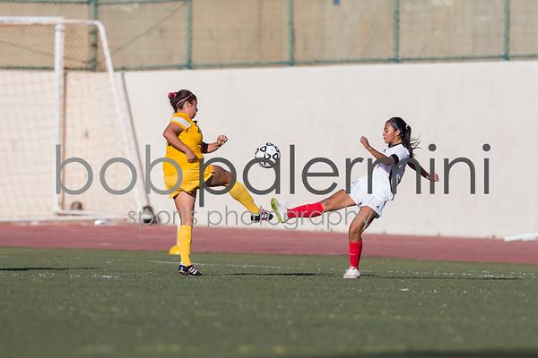 GCC Women's Soccer 9-18-15
