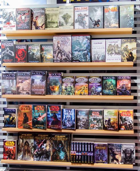 Books @ Gamescom 2012