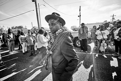 9 Times Second Line - NOLA - 2017