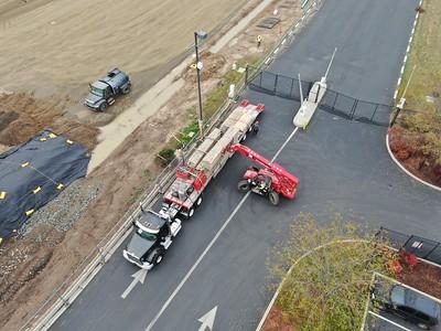 Logistics Drive 11/27/18