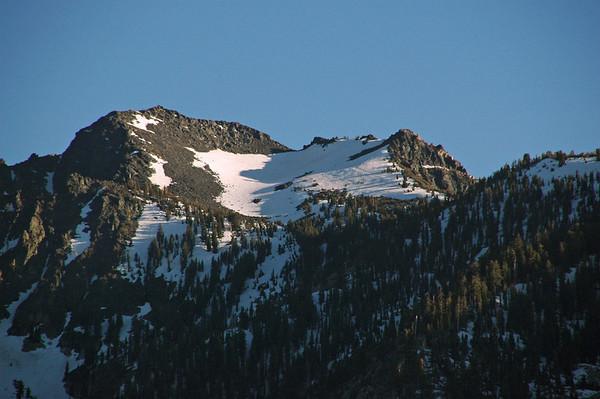 Tahoe and Yosemite