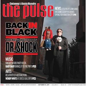 PULSE: Doctor Shock, Halloween Issue 2011