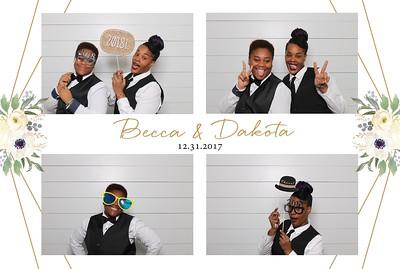 Dakota & Becca