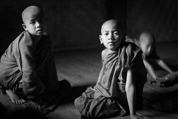 Upriver, Myanmar