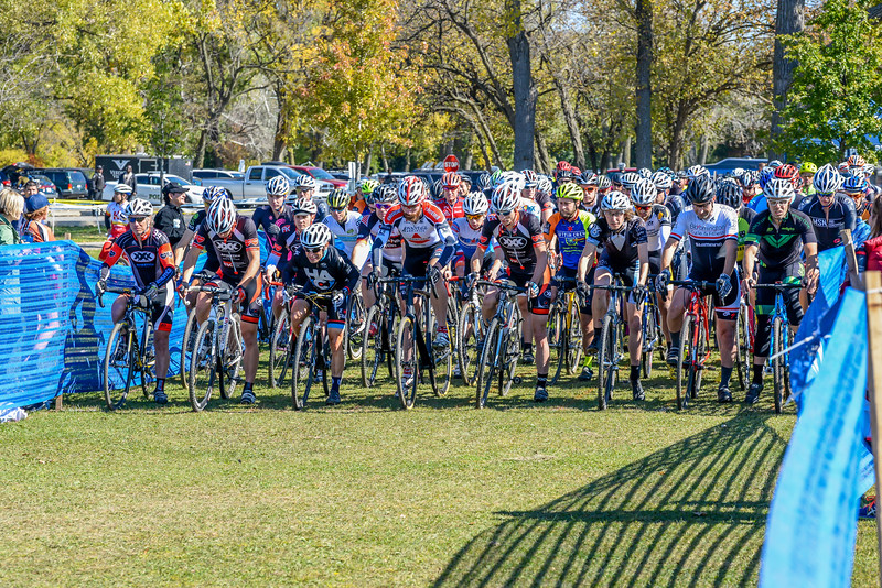 Cat 3 - 2014 Dan Ryan Woods Cyclocross Race