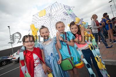 Ava Hogg, Hanna Murphy, Cassie McAlinn and Kaley Todd. R1632022