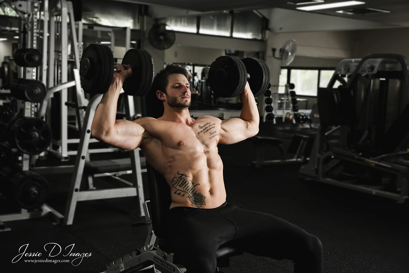 Fitness session - gym session - balance gym - fitness photography - weights.jpg