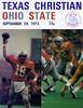 1973-09-29 Texas Christian at Ohio State