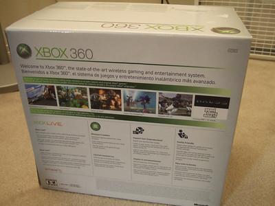 2007.10.24 Lottery XBox360