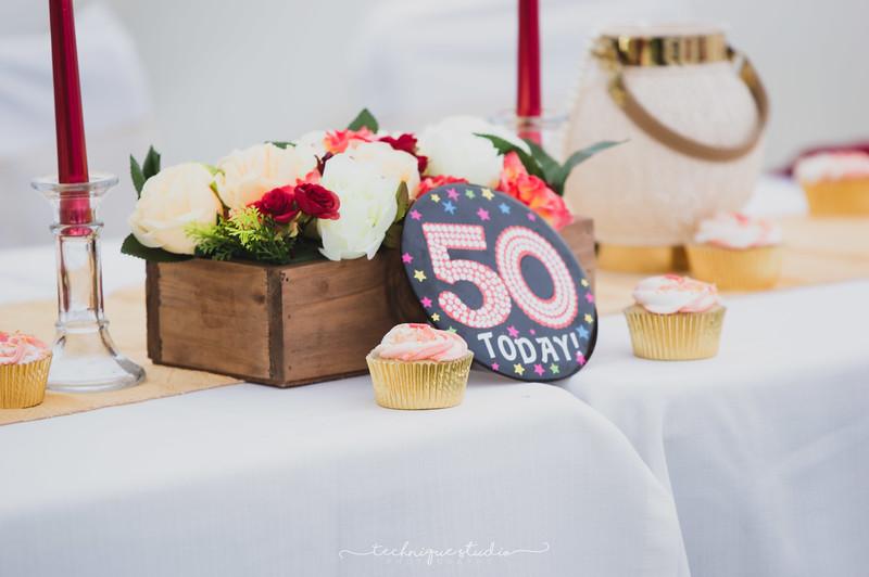 Bukelwa's 50th Birthday