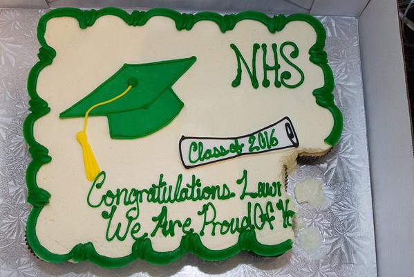 Lawrence Graduation