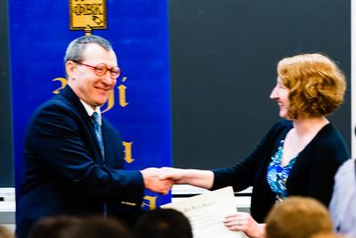 Liz's Graduation