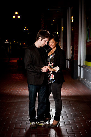 Christine and Ryan