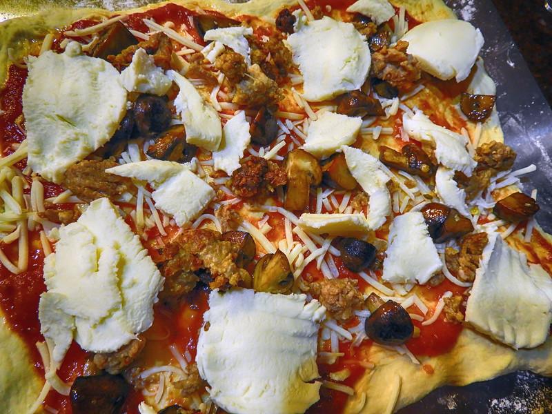 Home Made Pizza ala Jeri