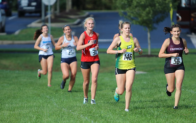 CUA Cross Country; 13 Oct 18