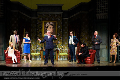 """One Man, Two Guvnors"" Invited Dress Photos"