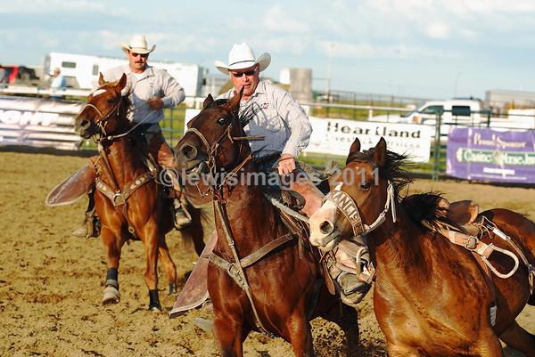 Moose Jaw Rodeo 2011 - Saturday