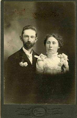 Philip John and Agnes Matilda (Eisentraut) Haag