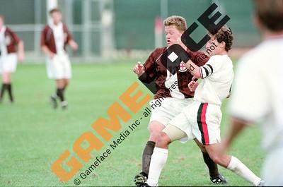 1998-1999 Men's Soccer