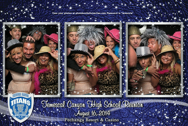 Temescal's 20th High School Reunion