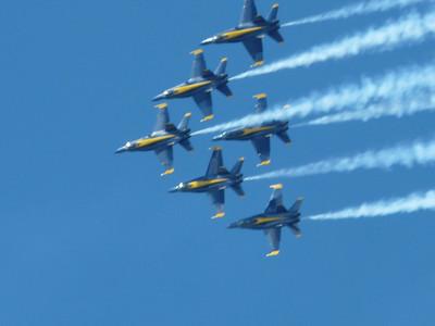 2009 Fleet Week, San Francisco