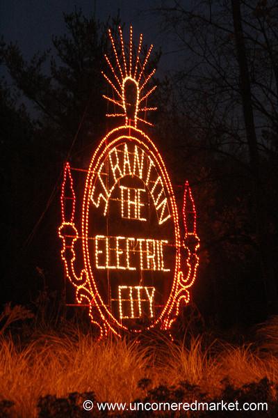 Scranton: The Electric City - Pennsylvania