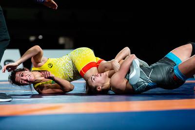 WW 57 kg Linda Morais