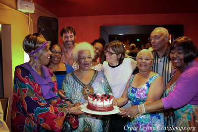 Barbara Morrison Birthday Celebration