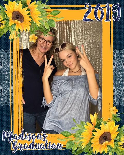 Madison's Graduation Party - June 8, 2019