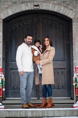 Mahendra Family