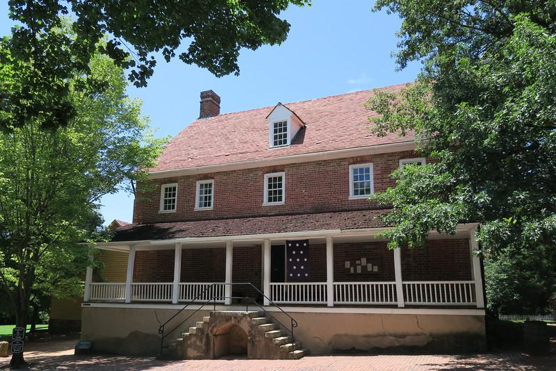 Salem Tavern (ca. 1784)