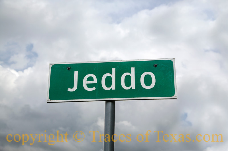 Jeddo City Limits
