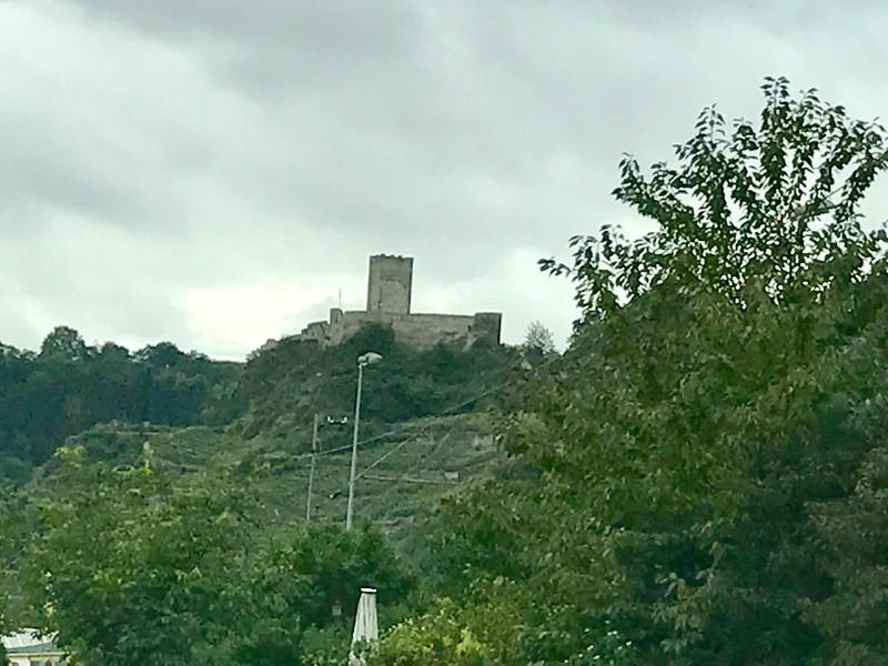 Niederburg Kobern - Castle Ruins